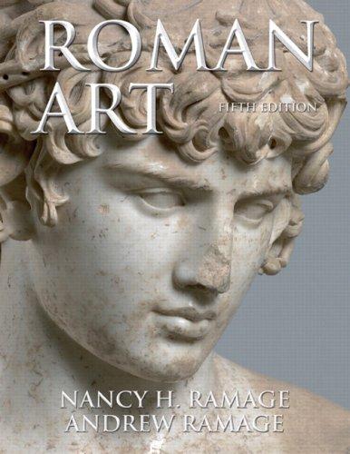 Roman Art  5th 2009 edition cover