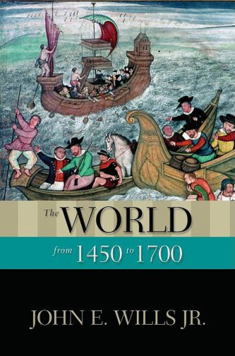 World from 1450 To 1700   2009 9780195337976 Front Cover
