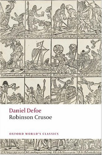 Robinson Crusoe  2nd 2009 edition cover