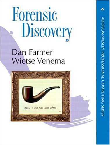 Forensic Discovery   2005 9780201634976 Front Cover