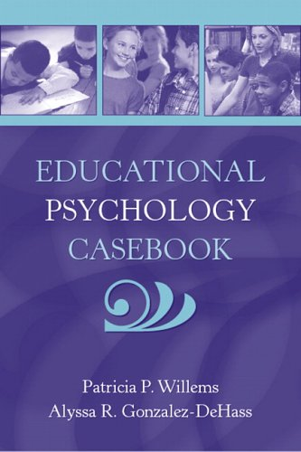 Educational Psychology Casebook   2006 edition cover
