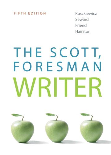 Scott, Foresman Writer  5th 2011 edition cover
