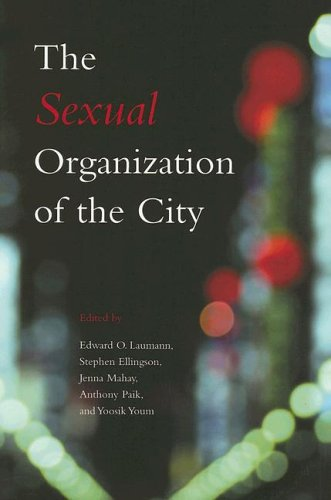 Sexual Organization of the City   2005 edition cover
