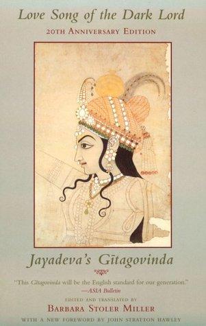 Love Song of the Dark Lord Jayadeva's Gitagovinda  1977 (Anniversary) edition cover