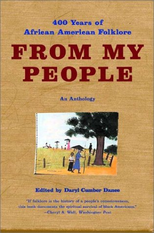 From My People 400 Years of African American Folklore N/A edition cover