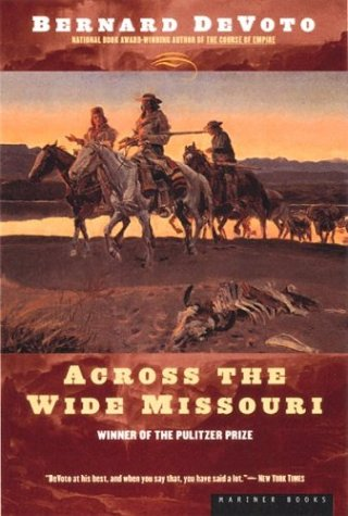 Across the Wide Missouri   1998 edition cover