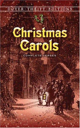 Christmas Carols Complete Verses  1992 (Reprint) edition cover