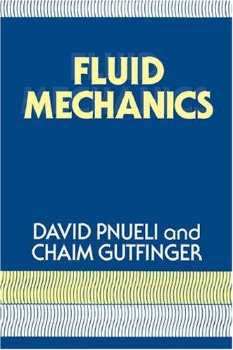 Fluid Mechanics   1997 edition cover