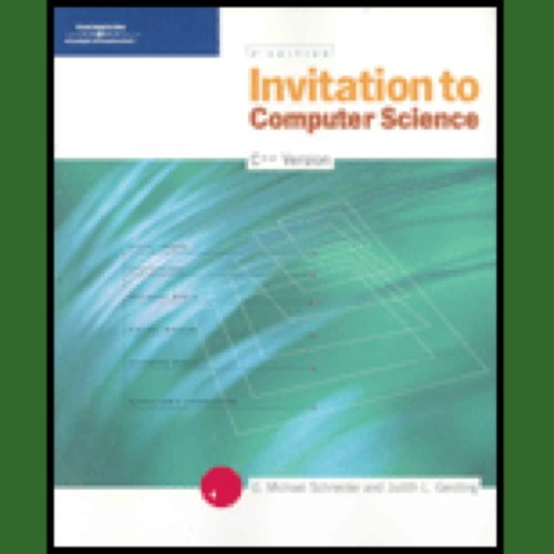 Invitation to Computer Science C++ Version 3rd 2005 9780534390976 Front Cover