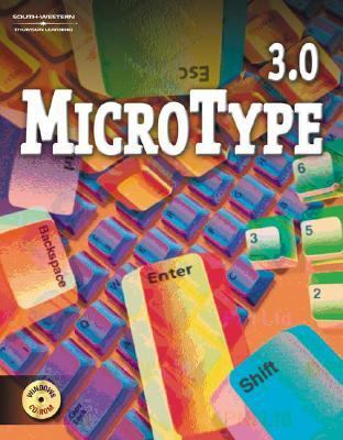 Microtype 3. 0 Windows Site License  2nd 2003 9780538433976 Front Cover