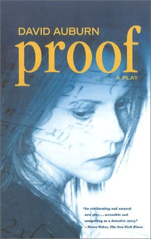 Proof A Play  2001 edition cover