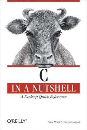 C in a Nutshell   2005 edition cover