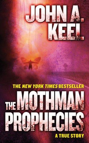 Mothman Prophecies   1991 (Movie Tie-In) edition cover