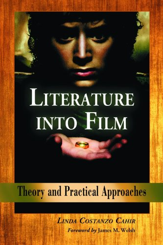 Literature into Film Theory and Practical Approaches  2006 edition cover