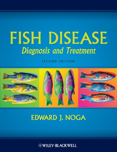 Fish Disease Diagnosis and Treatment 2nd 2010 edition cover