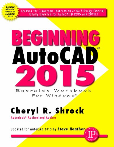 Beginning AutoCAD 2015   2014 edition cover