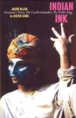 Indian Ink Krishnan's Dairy/The Candlestick Maker/The Pickle King  2005 9780864734976 Front Cover