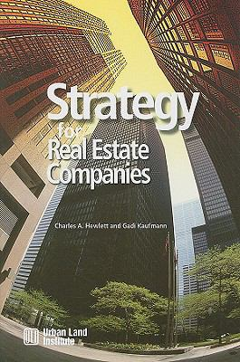 Strategy for Real Estate Companies   2008 edition cover