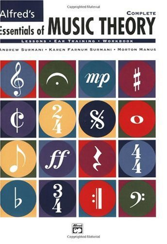 Alfred's Essentials of Music Theory Complete  1998 9780882848976 Front Cover