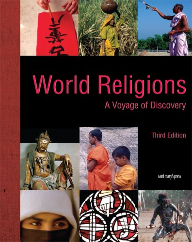 World Religions (2009) A Voyage of Discovery, Third Edition 3rd 2009 edition cover