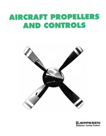 Aircraft Propellers and Controls  N/A 9780891000976 Front Cover