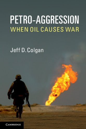Petro-Aggression When Oil Causes War  2013 edition cover