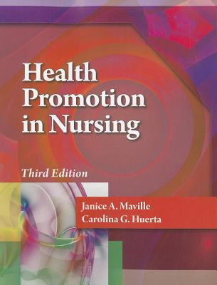 Health Promotion in Nursing  3rd 2013 9781133589976 Front Cover
