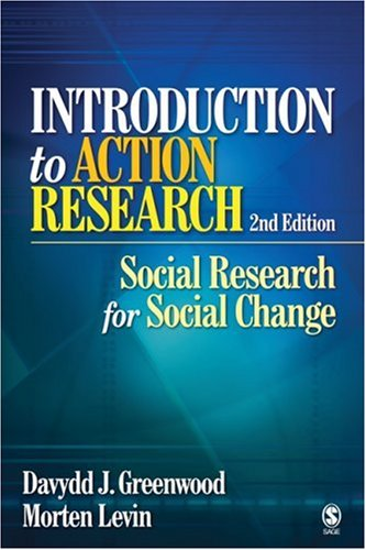 Introduction to Action Research Social Research for Social Change 2nd 2007 (Revised) edition cover