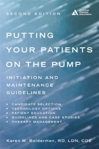 Putting Your Patients on the Pump  2nd 2013 edition cover