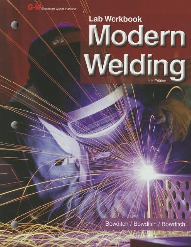 Modern Welding  11th 2012 edition cover