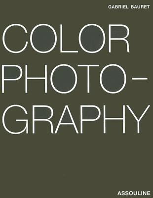 Color Photography  N/A 9782843236976 Front Cover