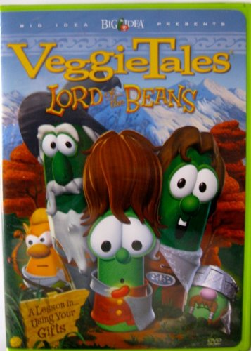 Veggie Tales Lord of the Beans System.Collections.Generic.List`1[System.String] artwork