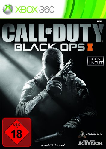CALL OF DUTY 9: BLACK OPS 2 Xbox 360 artwork