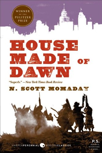 House Made of Dawn   2010 edition cover