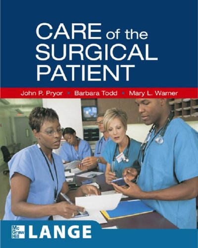 Clinician's Guide to Surgical Care   2008 9780071478977 Front Cover