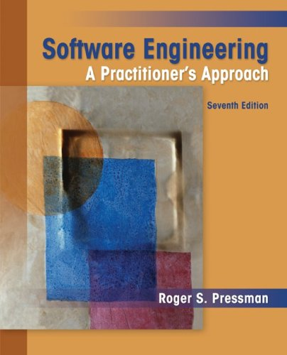 Software Engineering A Practitioner's Approach 7th 2010 edition cover