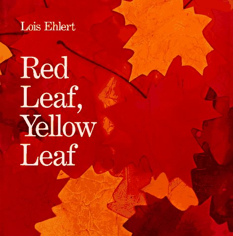 Red Leaf, Yellow Leaf   1991 edition cover