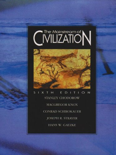 Mainstream of Civilization  6th 1994 (Revised) edition cover