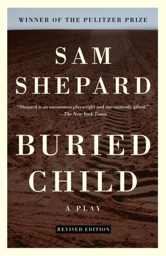 Buried Child   2006 edition cover