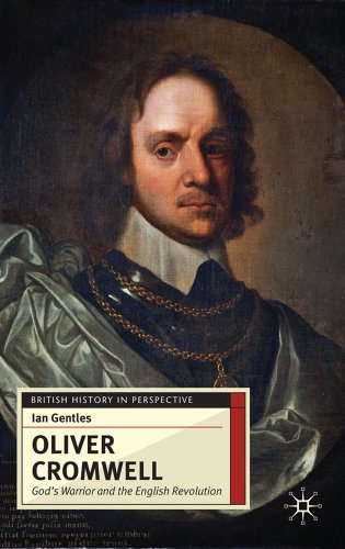 Oliver Cromwell God's Warrior and the English Revolution  2011 edition cover