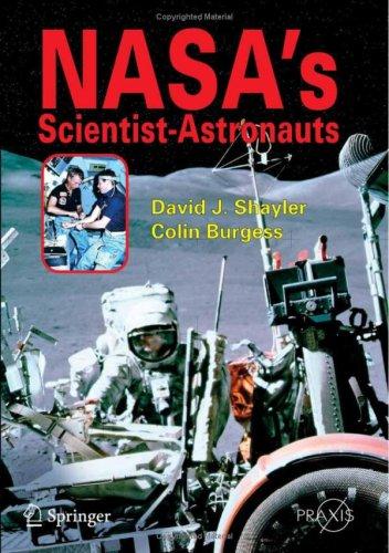NASA's Scientist-Astronauts   2007 9780387218977 Front Cover