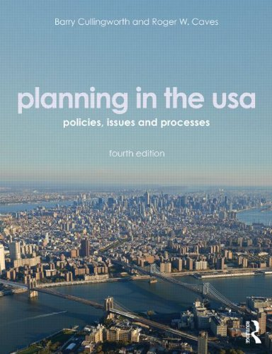 Planning in the USA Policies, Issues and Processes 4th 2014 (Revised) edition cover