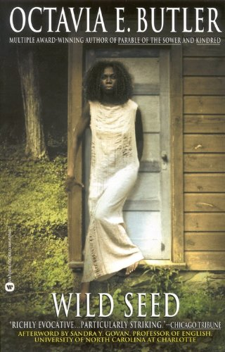 Wild Seed   2001 edition cover