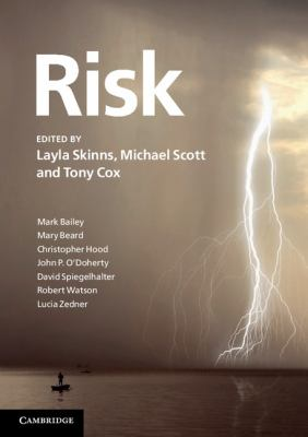 Risk   2011 9780521171977 Front Cover