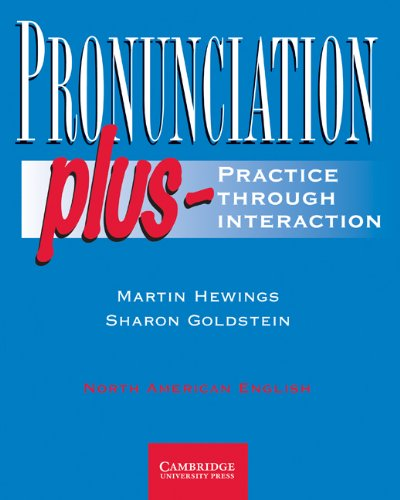 Pronunciation Practice Through Interaction  1998 (Student Manual, Study Guide, etc.) edition cover