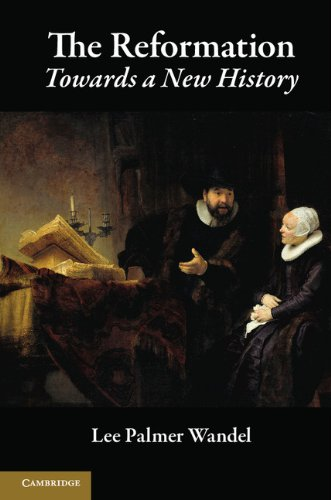 Reformation Towards a New History  2011 edition cover