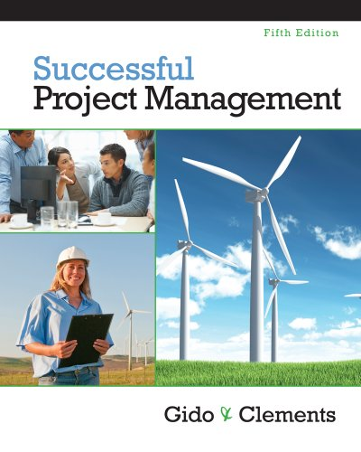 Successful Project Management  5th 2012 9780538478977 Front Cover
