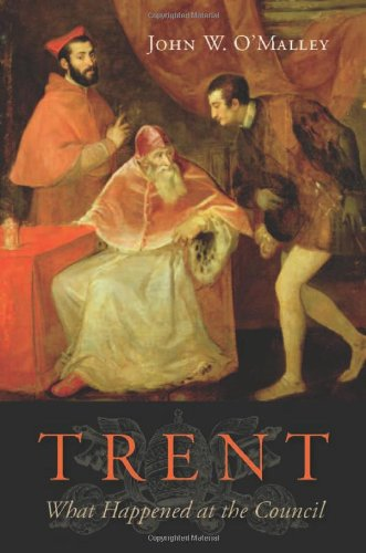 Trent What Happened at the Council  2013 edition cover