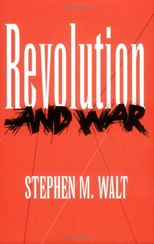 Revolution and War   1996 9780801482977 Front Cover