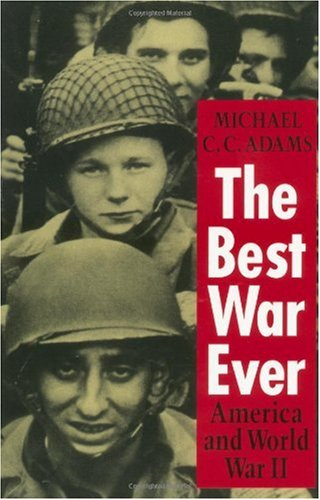 Best War Ever America and World War II  1993 edition cover